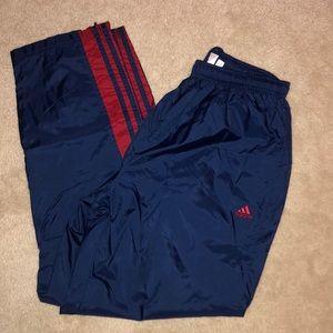 Vintage Adidas Nylon Windbreaker Sweatpants